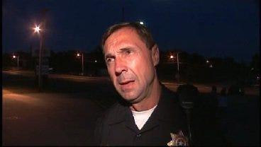 WEB EXTRA: Tulsa Police Sergeant Chris Witt Talks About The Missing Boy