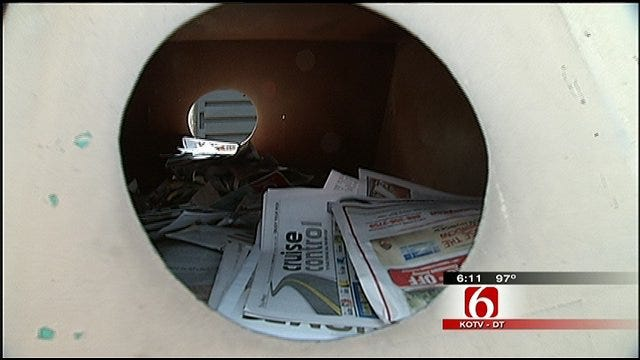 Oklahoma Parents Using Children To Dumpster Dive For Coupons