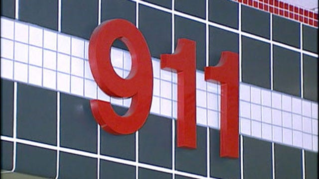 WEB EXTRA: Tulsa Police Release A 911 Tape From University Club Tower Homicide