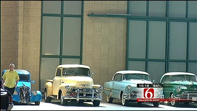 Leake Car Show and Auction Rolls Into Tulsa
