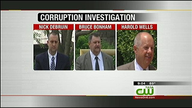 Tulsa Police Chief Chuck Jordan Takes The Stand In Corruption Case