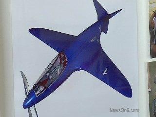 Tulsa Man Builds Replica Of Bugatti Plane