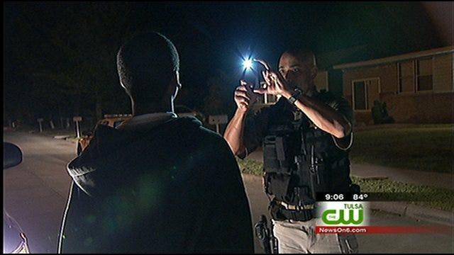 Officers Arrest 129 In Tulsa Gang, Gun, And Drug Sweep