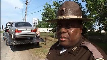 WEB EXTRA: Trooper Robinson On Hit And Run Driver