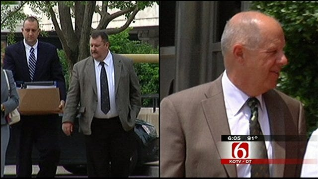 FBI Agent Testifies In Corruption Trial Against Three Tulsa Police Officers