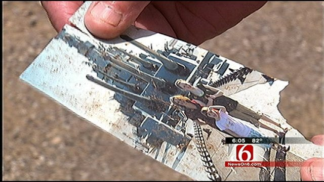 Memories Fall From The Sky After Oklahoma Storms