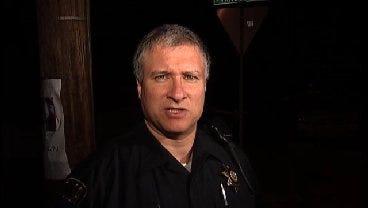 WEB EXTRA: Tulsa Police Sgt. Steve Stoltz Talks About Shooting