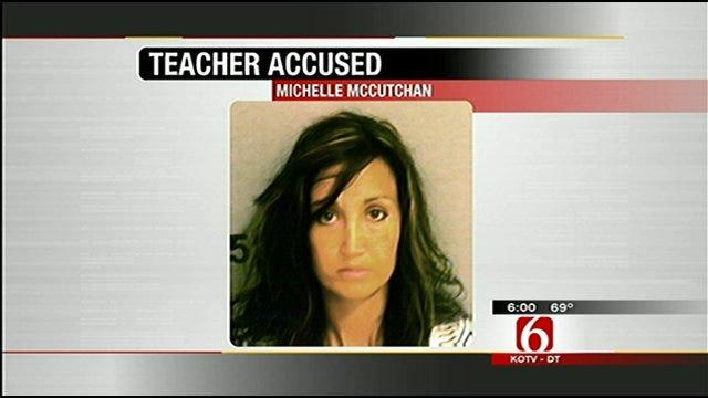 Oklahoma Tornado: Teacher Rhonda Crosswhite Saves Several
