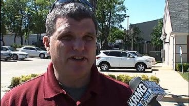 WEB EXTRA: Sgt. Dave Walker On Commerce Bank Robbery