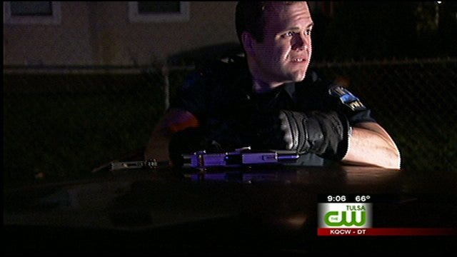 Exclusive: Tulsa Police Officer Relives Deadly Shooting