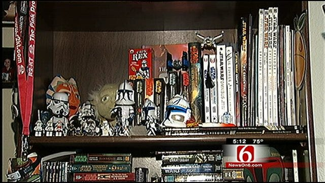Bartlesville Woman Goes All Out For 'Star Wars'