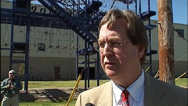 WEB EXTRA: Tulsa Mayor Dewey Bartlett On Neighborhood Revitalization