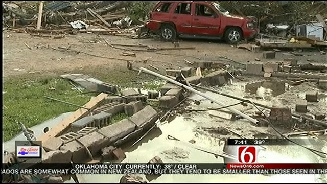 Tulsa Red Cross Chapter Taking Donations For Tornado Assistance