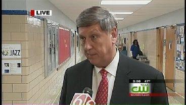 Superintendent Dr. Ballard On TPS Consolidation Plan