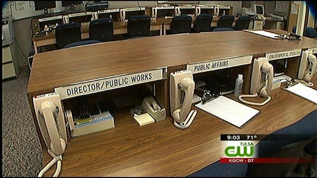 Is Tulsa's Emergency Management Prepared For A Disaster?