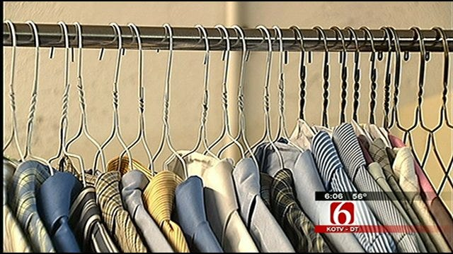 New Downtown Dry Cleaners Even Shines Your Shoes