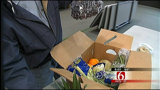 Angel Food Ministries Help Struggling Green Country Families