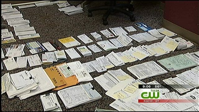 Hundreds Among Victims Of Green Country Mail Theft