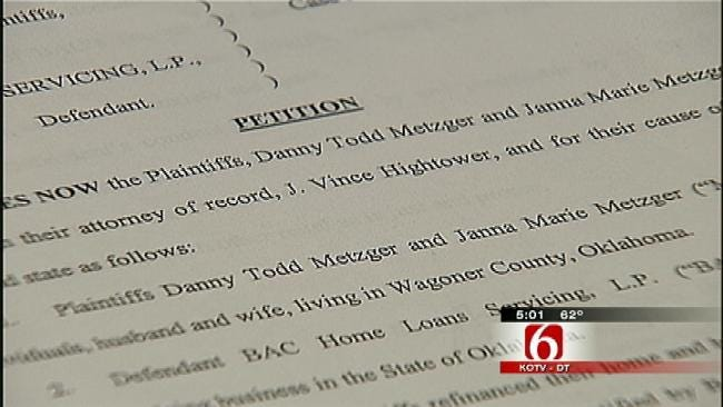 Mortgage Fraud Creates Headache For Wagoner Couple