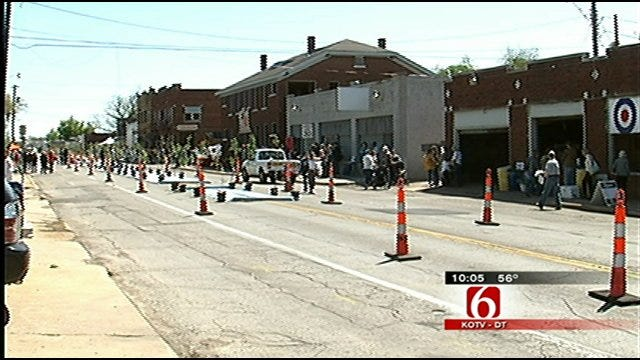 Tulsa, Business Leaders Ready To Polish Pearl District
