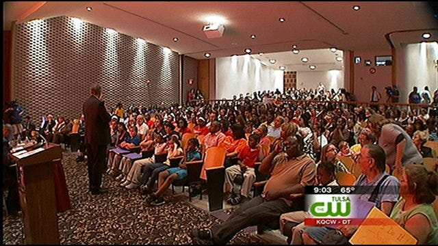Tulsa Superintendent: Part Of Consolidation Proposals Off The Table