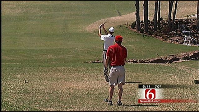 Golf Tournament Raises Money For Green Country Veteran Battling Lou Gehrig's Disease