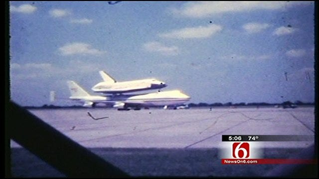 Tulsa To Learn Tuesday If It Will Land A Space Shuttle