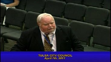 WEB EXTRA: Listen To The Heated Exchange Between David Pauling And The Tulsa City Council