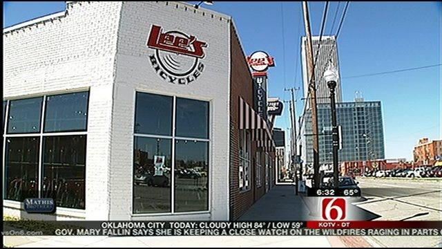 Downtown Tulsa Businesses Excited About Tulsa Driller's Opening Day