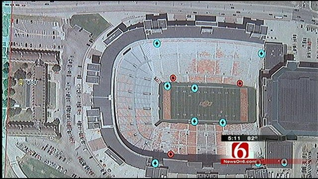 OSU Debuts New Tool Aimed At Preventing Terrorist Attacks At Major Events