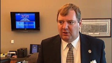 WEB EXTRA: Councilor Eagleton Discusses Mayor Bartlett's Absence From Meetings