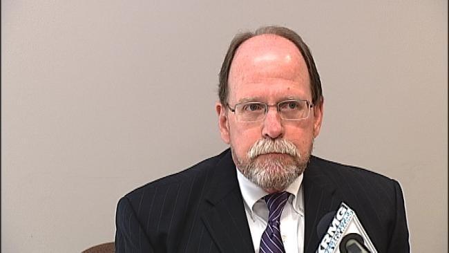 WEB EXTRA: DA Tim Harris Talks About Sweeney Case