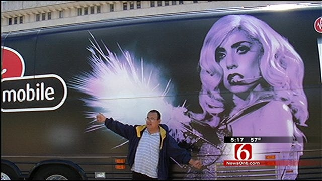 Lady Gaga Fans Come Out In Costume For Tulsa Concert