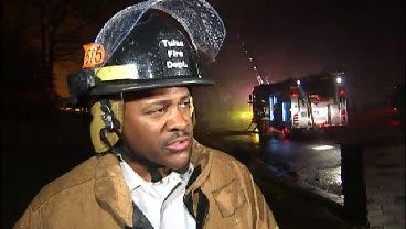 WEB EXTRA: Tulsa Fire's Tim Smallwood Talks What Firefighters Had To Battle