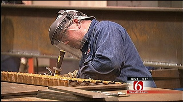 State Program Allows Tulsa Company To Create More Jobs