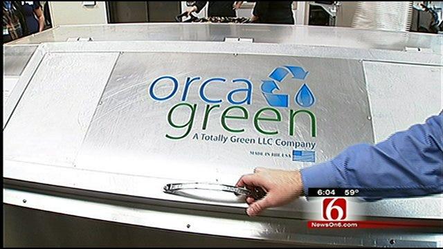 Tulsa's Hard Rock Hotel And Casino Takes 'Green' Gamble