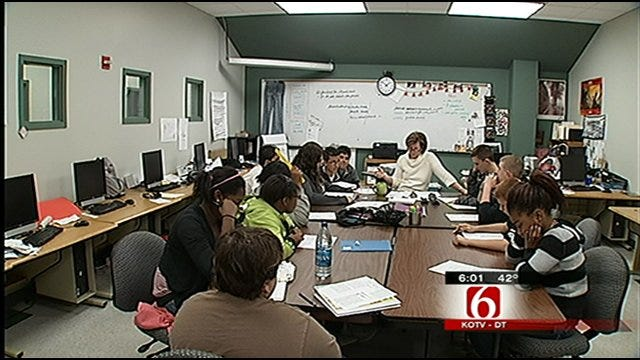 TPS Proposal Would Make Rogers High School A College Magnet Program
