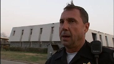 WEB EXTRA: Tulsa Police Discuss Shooting At Apartment Complex