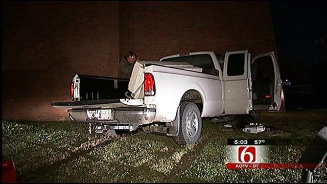 High-Speed Chase Lands Tulsa Burglary Suspect In Jail