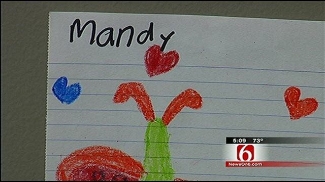 Tulsa Girls Hold Art Sale To Raise Money For Victims In Japan