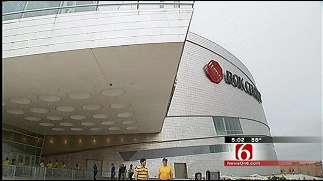 Tulsa NCAA Tournament Seals Success For BOK Center