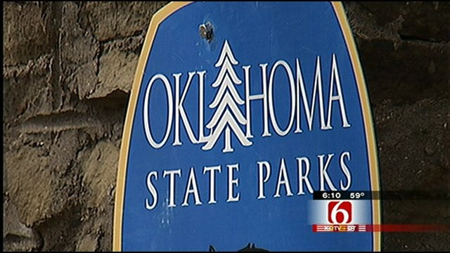 Budget Cuts Put Several Oklahoma State Parks In Jeopardy