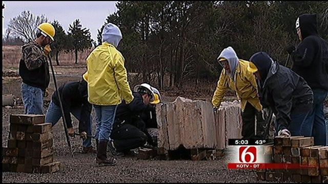 Broken Arrow Students Spend Spring Break Training For Disaster