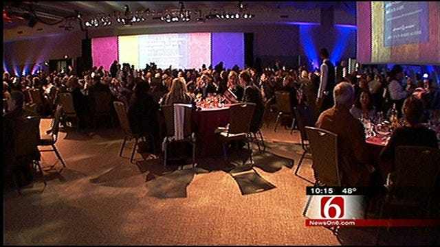 Tulsa Fundraiser Raises Money For Alzheimer's