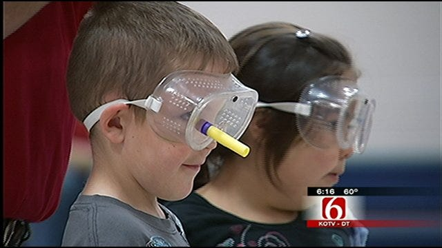 Locust Grove Students Go To 'Wild Weather' Camp
