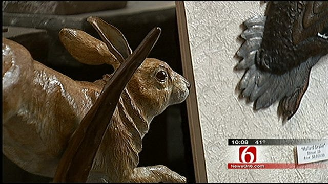 Art Show Featuring Premiere Wildlife Artists Stops In Tulsa