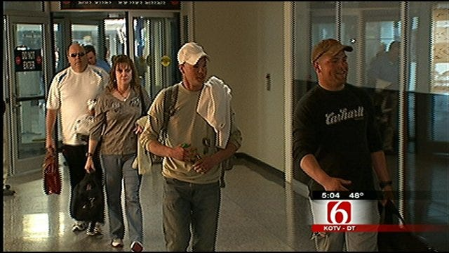 Green Country Soldiers Reunite With Loved Ones