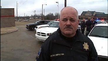 WEB EXTRA: Tulsa Police On The Suspect's Arrest