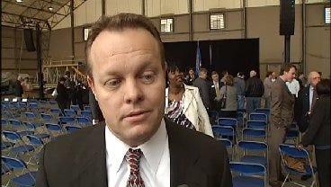 WEB EXTRA: Frank Dickinson On Tulsa Tech's New MD-80