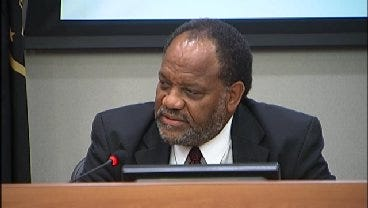 WEB EXTRA: Councilor Jack Henderson Speaks During Thursday's Meeting
